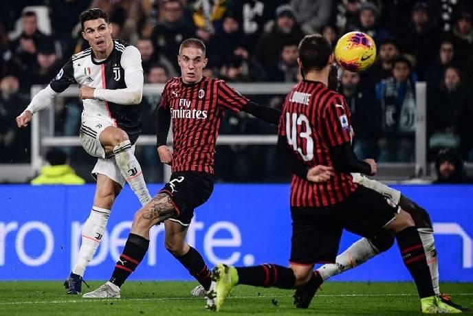 Nhận định, soi kèo AC Milan vs Juventus, 02h45 07/01