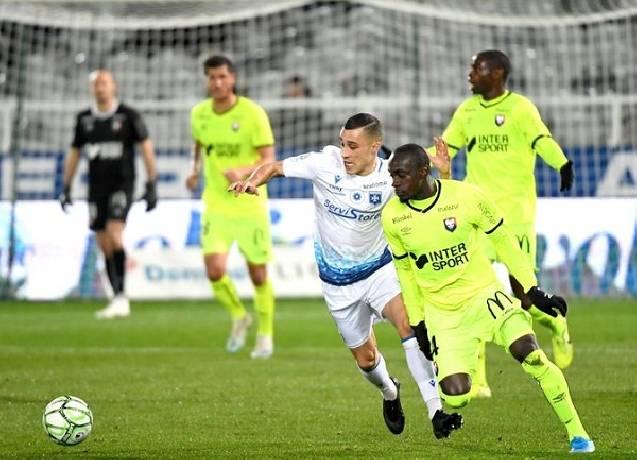 Nhận định, soi kèo Auxerre vs Caen, 02h00 06/01