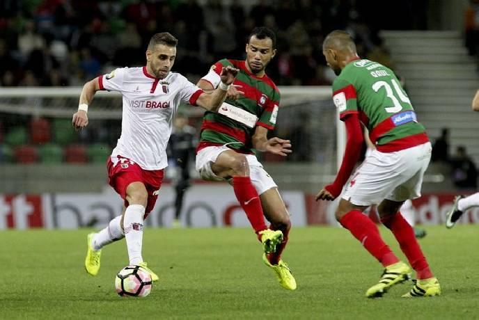 Nhận định, soi kèo Braga vs Maritimo, 04h00 08/01