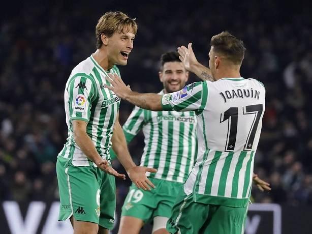 Nhận định, soi kèo Huesca vs Betis, 03h00 12/01