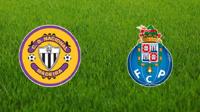 Nhận định, soi kèo CD Nacional vs Porto, 01h00 13/01