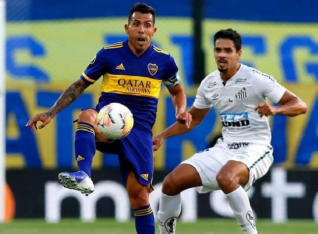 Nhận định, soi kèo Santos vs Boca Juniors, 05h15 14/01