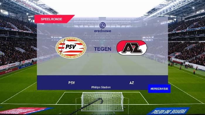 Soi kèo từ sàn châu Á PSV Eindhoven vs AZ Alkmaar, 00h45 14/01