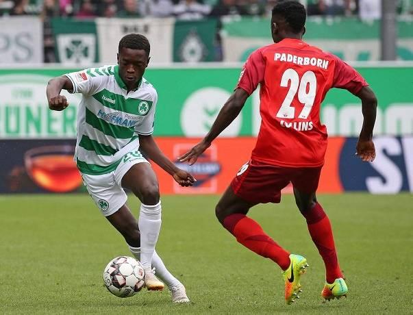 Nhận định, soi kèo Greuther Furth vs Paderborn, 00h30 16/01