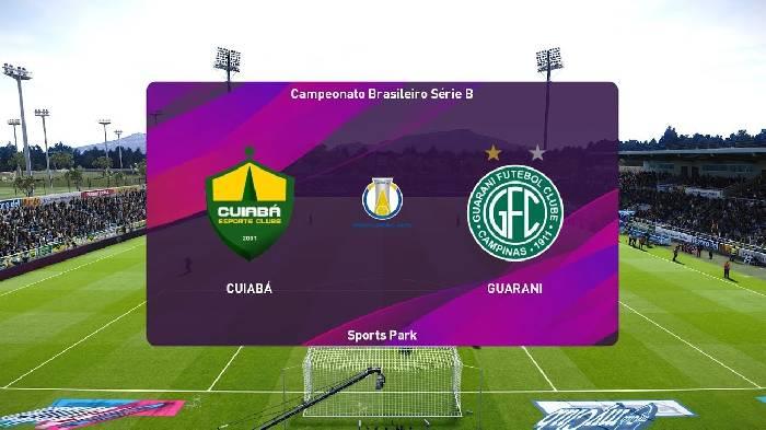 Soi kèo từ sàn châu Á Cuiaba vs Guarani, 07h30 15/01