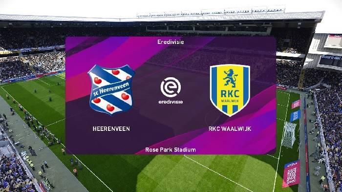 Soi kèo từ sàn châu Á Heerenveen vs RKC Waalwijk, 00h45 15/01
