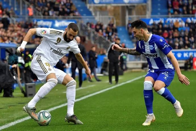 Nhận định, soi kèo Alaves vs Real Madrid, 03h00 24/01