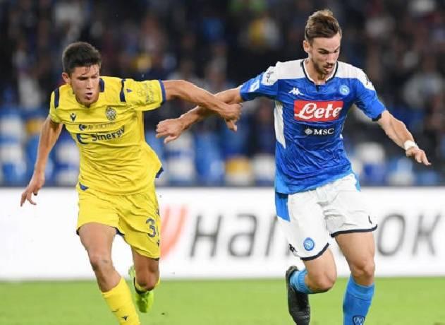 Nhận định, soi kèo Verona vs Napoli, 21h00 24/01