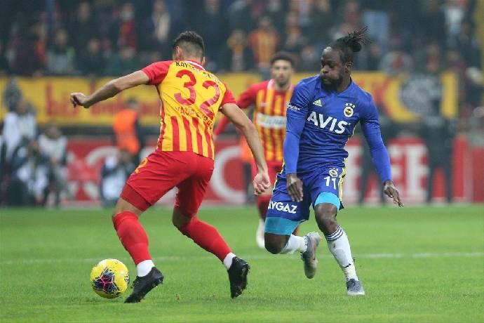 Soi kèo từ sàn châu Á Kayserispor vs Ankaragucu, 17h30 13/02