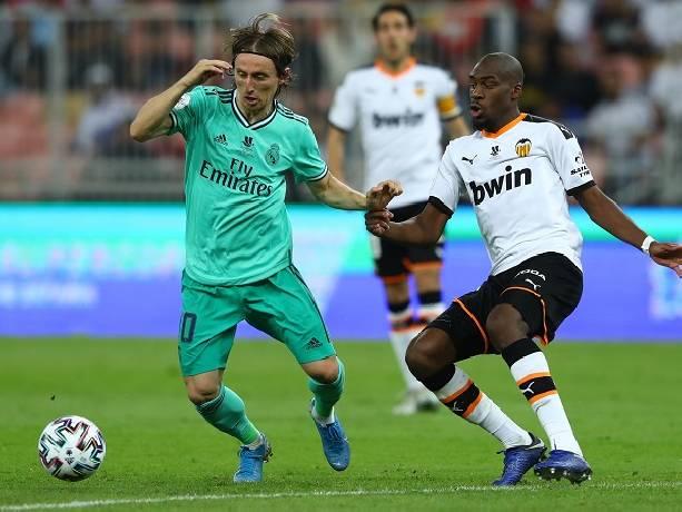 Nhận định, soi kèo Real Madrid vs Valencia, 22h15 14/02
