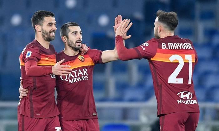 Nhận định, soi kèo AS Roma vs Udinese, 18h30 ngày 14/2