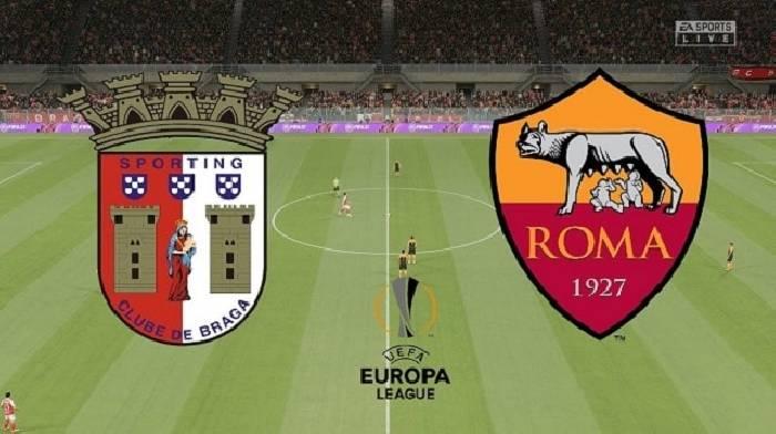 Soi kèo từ sàn châu Á Braga vs AS Roma, 00h55 19/02