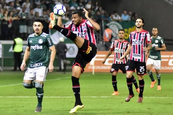 Nhận định, soi kèo Sao Paulo vs Palmeiras, 07h30 20/02
