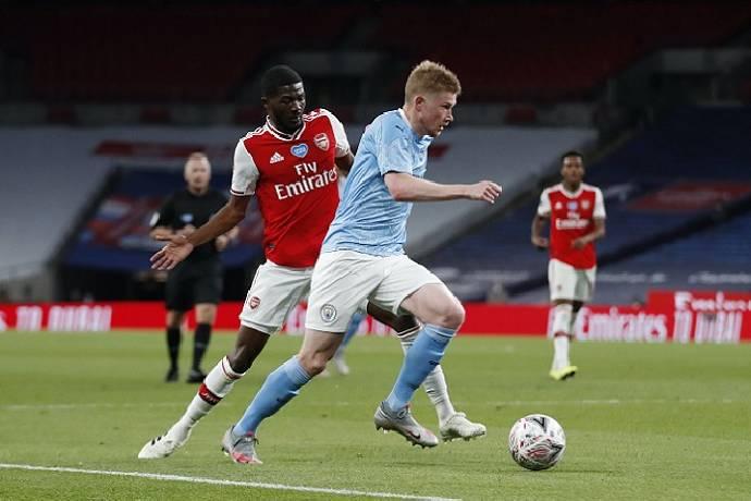Nhận định, soi kèo Arsenal vs Man City, 23h30 21/02