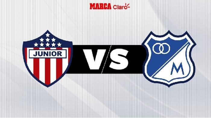Soi kèo từ sàn châu Á Junior Barranquilla vs Millonarios, 08h00 24/02