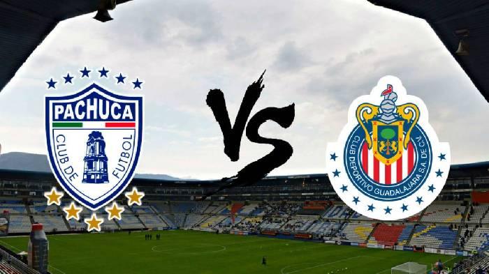 Soi kèo từ sàn châu Á Pachuca vs Guadalajara Chivas, 10h00 23/02