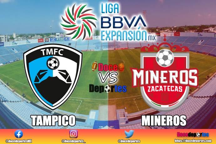 Soi kèo từ sàn châu Á Tampico Madero vs Mineros de Zacatecas, 08h05 24/02
