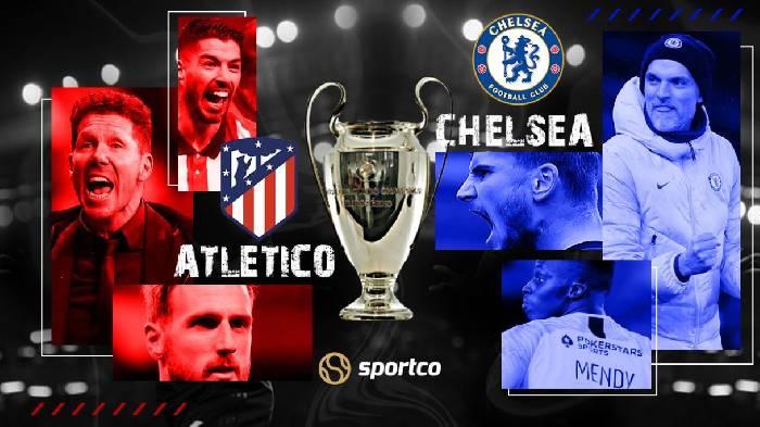 Nhận định, soi kèo Atletico Madrid vs Chelsea, 03h00 ngày 24/2