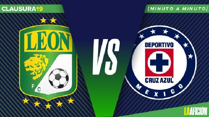 Soi kèo từ sàn châu Á Club Leon vs Cruz Azul, 10h00 28/02