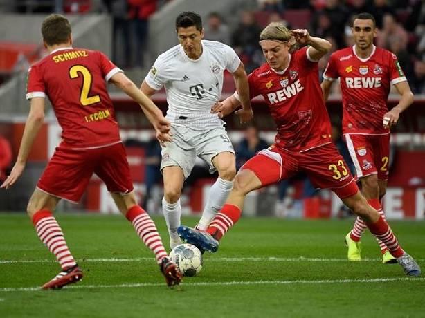 Nhận định, soi kèo Bayern Munich vs FC Koln, 21h30 27/02