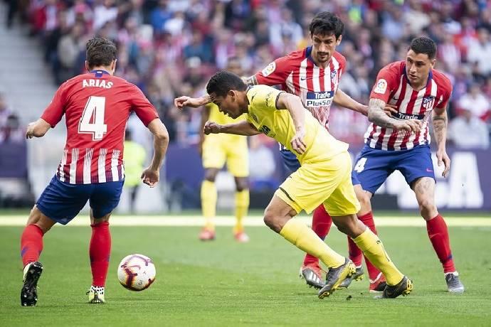 Nhận định, soi kèo Villarreal vs Atletico Madrid, 03h00 01/03