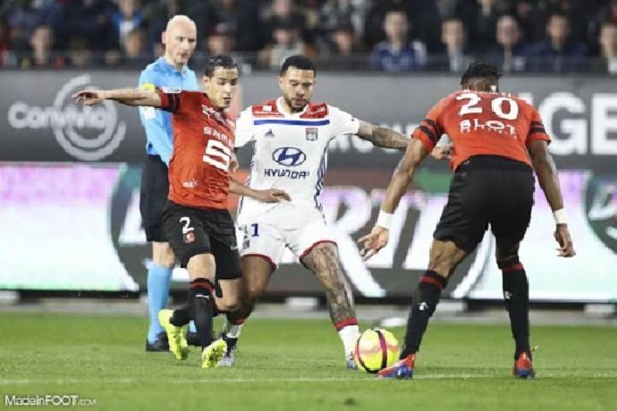 Nhận định, soi kèo Lyon vs Rennes, 01h00 04/3