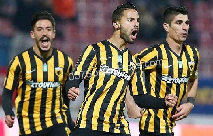 Nhận định, soi kèo AEK Athens vs Apollon Smirnis, 00h30 09/3