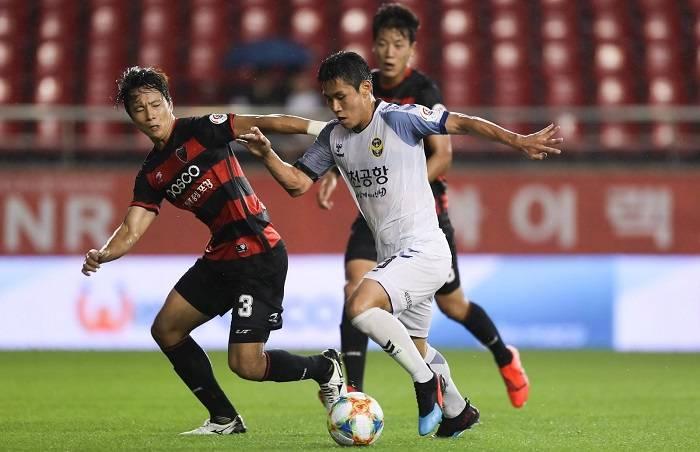 Soi kèo từ sàn châu Á Jeju Utd vs Pohang Steelers, 17h30 ngày 09/3