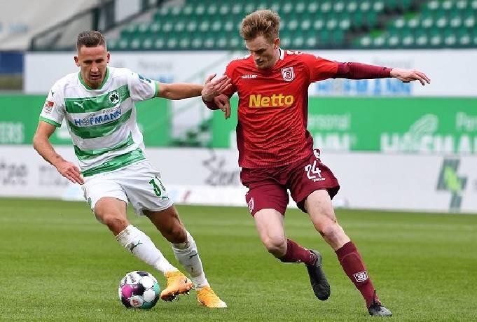 Nhận định, soi kèo Regensburg vs Greuther Furth, 00h30 18/3