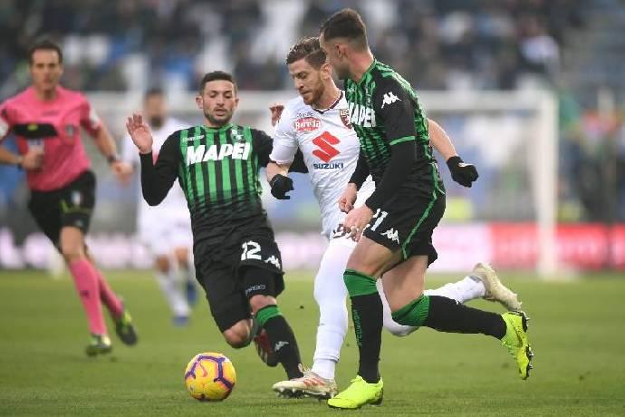 Nhận định, soi kèo Torino vs Sassuolo, 21h00 ngày 17/3