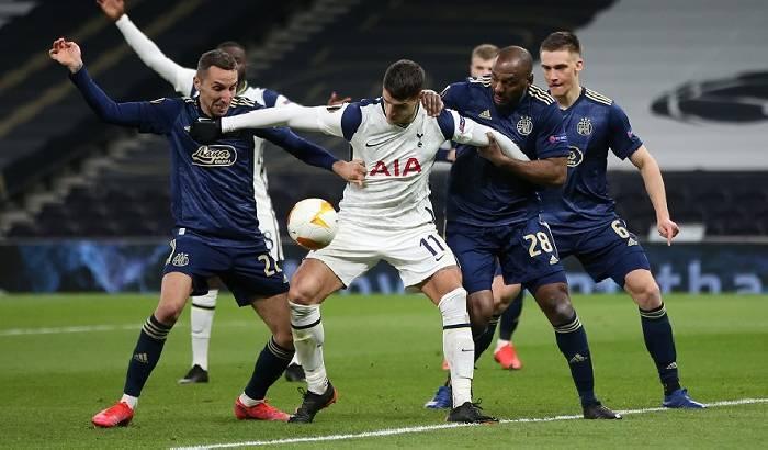 Nhận định, soi kèo Dinamo Zagreb vs Tottenham, 00h55 19/03
