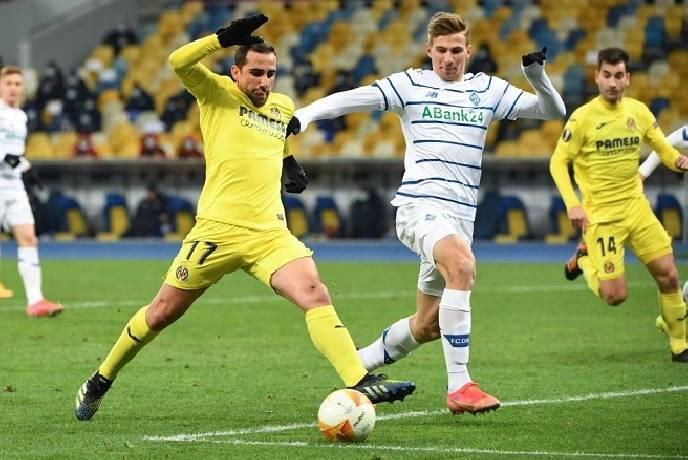 Villarreal vs Dinamo Kiev: Prediction, Lineups, Team News, Betting Tips & Match Previews