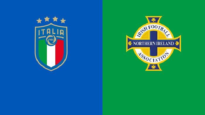 Nhận định, soi kèo Italia vs Bắc Ireland, 02h45 26/03