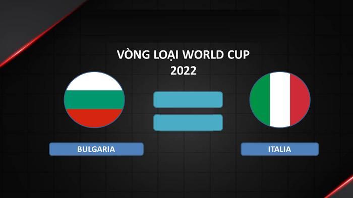 Soi kèo từ sàn châu Á Bulgaria vs Italia, 01h45 ngày 29/3