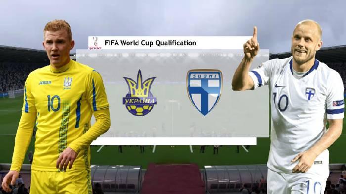 Soi kèo từ sàn châu Á Ukraine vs Phần Lan, 01h45 ngày 29/3