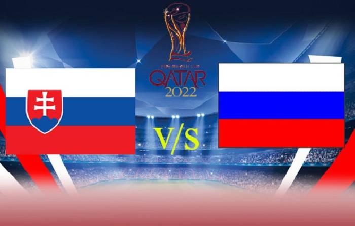 Nhận định, soi kèo Slovakia vs Nga, 01h45 31/03