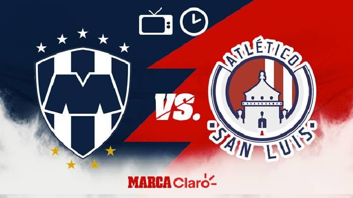 Nhận định, soi kèo Monterrey vs Atletico San Luis, 10h06 ngày 04/4