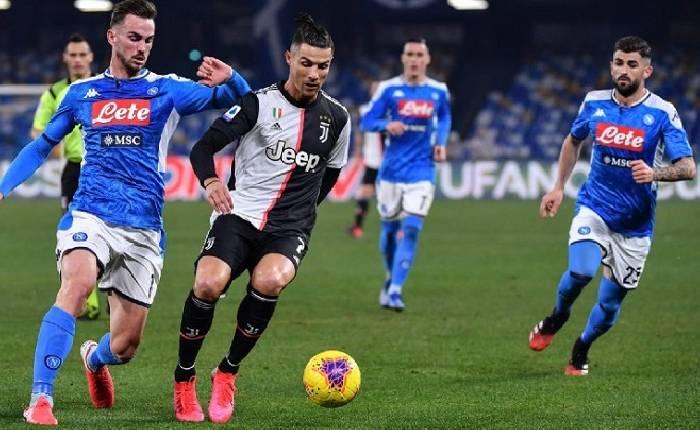 Nhận định, soi kèo Juventus vs Napoli, 23h45 07/04