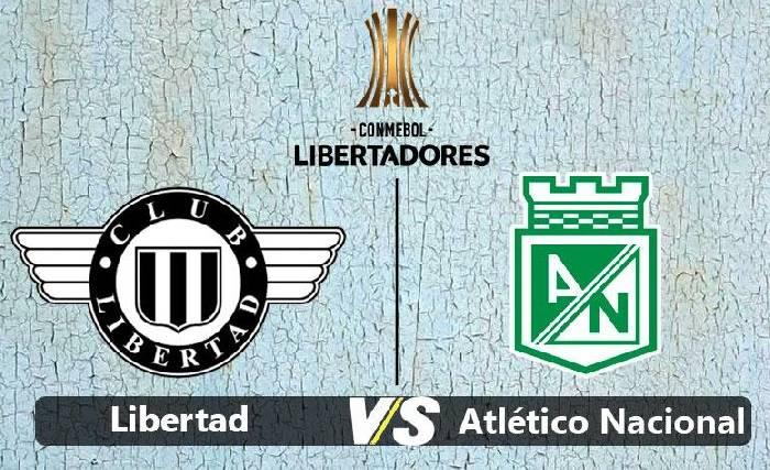 Nhận định, soi kèo Libertad vs Atletico Nacional, 07h30 ngày 08/4