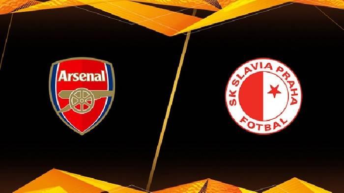 Nhận định, soi kèo Arsenal vs Slavia Praha, 02h00 09/4