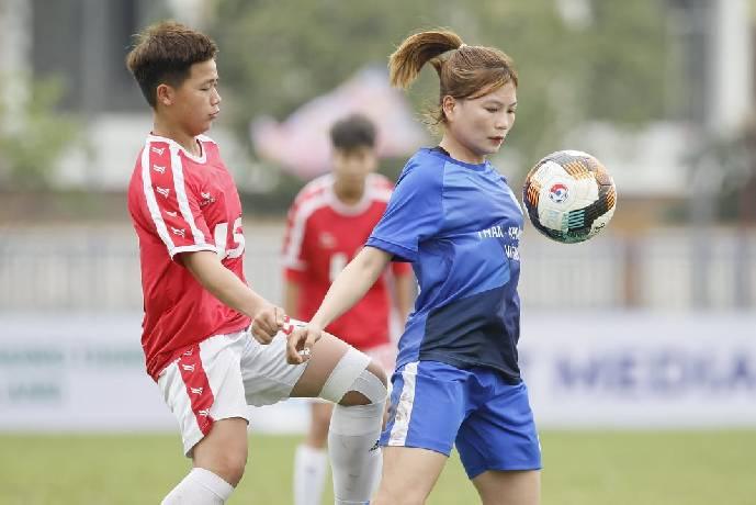 Xem trực tiếp trận đấu TP HCM vs Phong Phú Hà Nam Giải bóng đá nữ Vô địch U19 Quốc gia lúc 14h00 chiều nay 08/4
