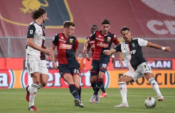 Nhận định, soi kèo Juventus vs Genoa, 20h00 11/04