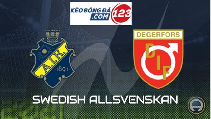 Nhận định, soi kèo AIK Solna vs Degerfors, 00h00 13/04