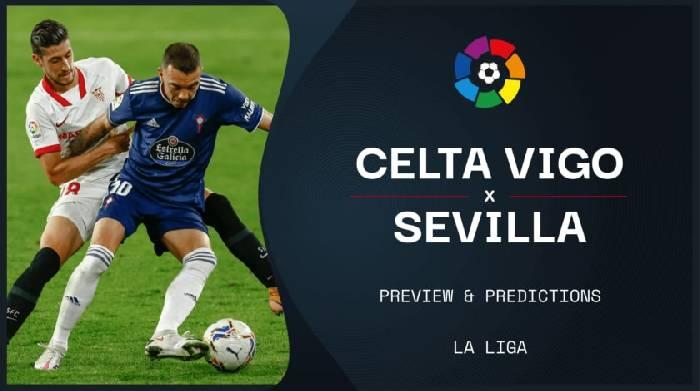 Nhận định, soi kèo Celta Vigo vs Sevilla, 02h00 ngày 13/4