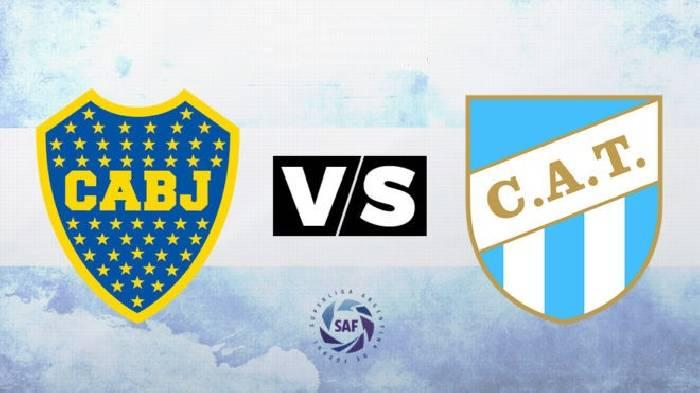Nhận định, soi kèo Boca Juniors vs Atletico Tucuman, 07h00 ngày 18/4