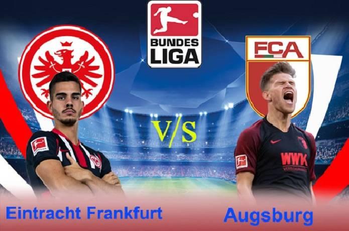 Nhận định, soi kèo Eintracht Frankfurt vs Augsburg, 01h30 21/04