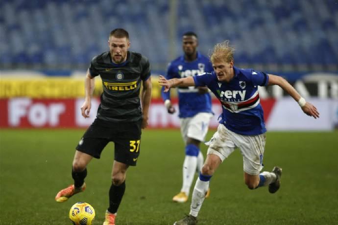 Nhận định, soi kèo Sampdoria vs Inter Milan, 17h30 ngày 12/9