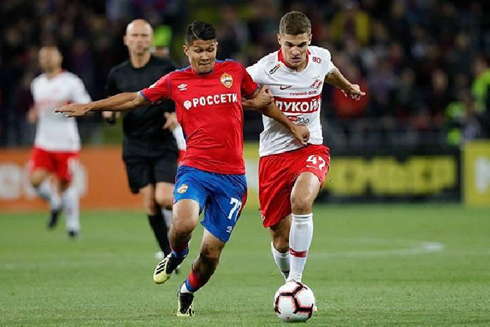Nhận định, soi kèo Zenit Izhevsk vs CSKA Moscow, 18h15 ngày 23/9
