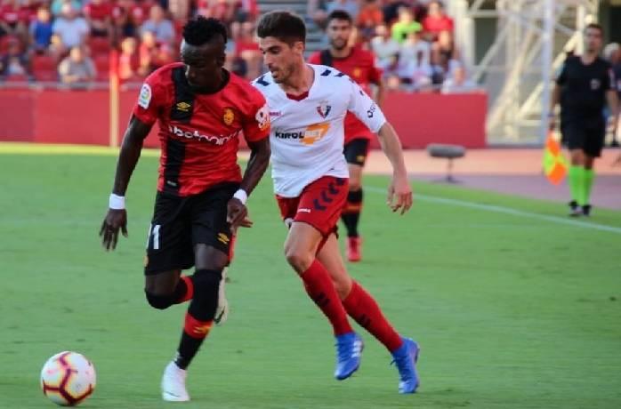 Nhận định, soi kèo Mallorca vs Osasuna, 19h ngày 26/9