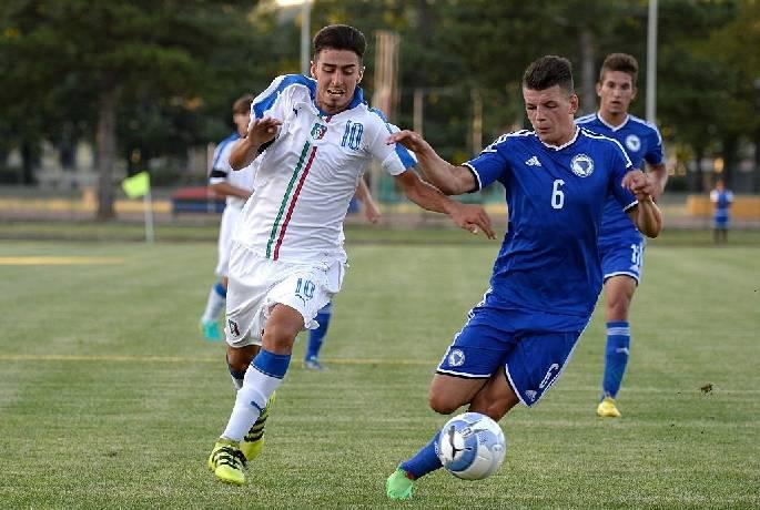 Nhận định, soi kèo U21 Bosnia vs U21 Italia, 22h30 ngày 8/10